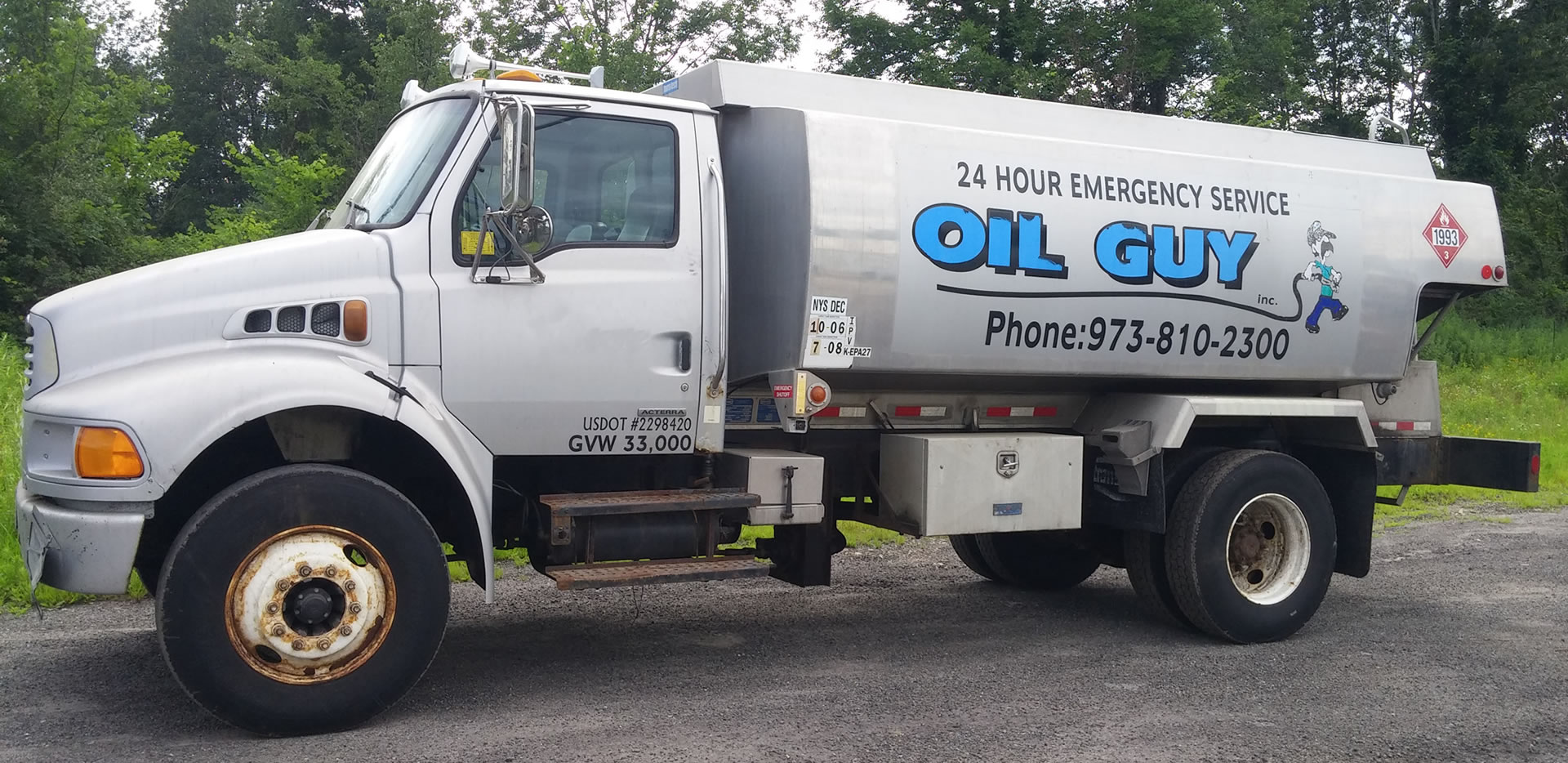 Oil Guy slide